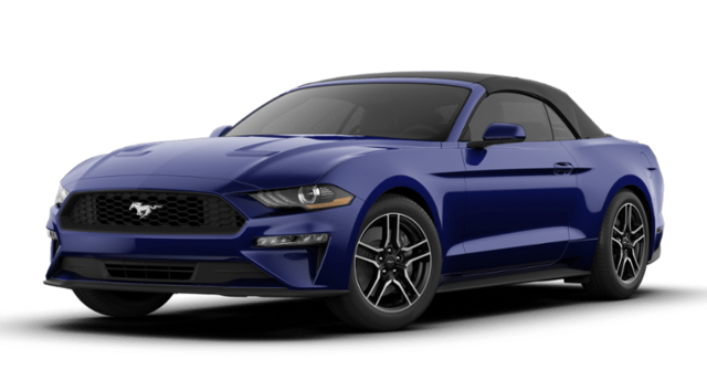 2019 Ford Mustang Ecoboost Convertible